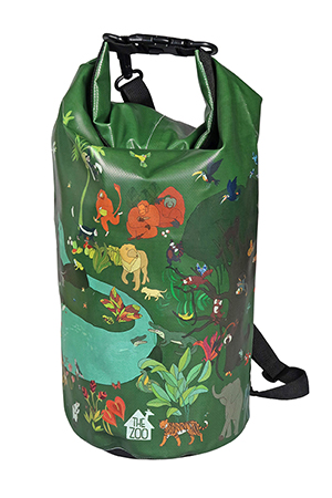 Sports-bag Tropical