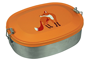 Lunchbox Forest animals -fox