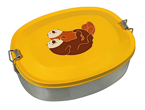 Lunchbox Sea Otter